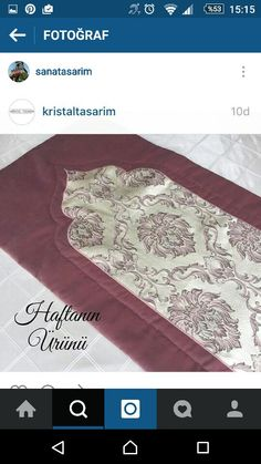 Muslim Prayer Mat, Prayer Rug, Islamic Pictures, Prayers, Projects To Try, Couture, Quilts, Diy, Instagram