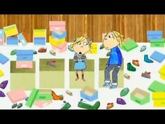 Charlie And Lola I Just Love My Red Shiny Shoes mp4 - YouTube