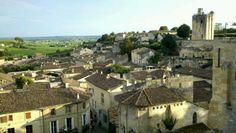 Saint-Émilion in Aquitaine