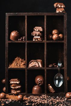 Chocolate collection by Dina (Food Photography)