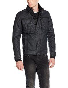 Strellson Premium Herren Jacke 11 S.C. New Age-W 10001077: Amazon.de: Bekleidung