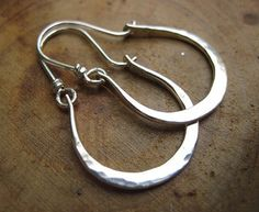 Hey, I found this really awesome Etsy listing at http://www.etsy.com/listing/93929269/petite-gabriela-hammered-sterling-silver