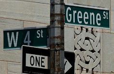 New font for NYC street signs