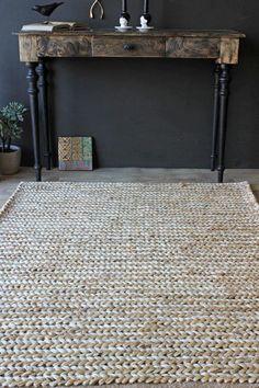 Chunky Jute Rug - Rugs - Rugs & Flooring