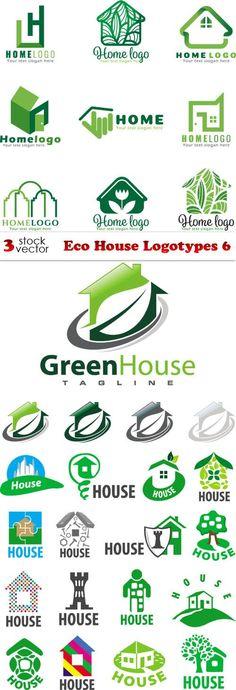 Home logo abstract 69 Ideas Best Logo Design, Branding Design, Spa Logo, Examples Of Logos, Logo Samples, Logos Cards, Clever Logo, Logo Creation, Real Estate Logo