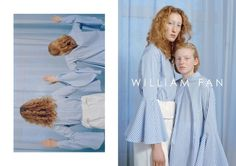 William Fan S/S 17 Campaign (Various Campaigns)