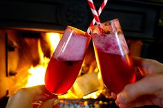 Santa's Little Helpers (Cocktail Recipe) - The Londoner