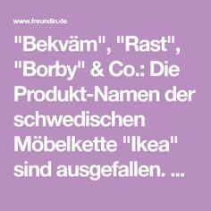 """""""Bekväm"""", """"Rast"""", """"Borby"""" & Co.: Die Produkt-Namen der schwedischen Möbelkette """"Ikea"""" sind ausgefallen. Doch wirklich individuell wird durch die Möbel allein keine Wohnung eingerichtet. Außer Sie verpassen ihnen ein cooles Make-over – mit diesen Ikea-Hacks!"""
