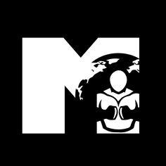 """Логотип для Клуба Смешанных Единоборств """"Меридиан"""""""