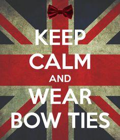 keep calm and wear a bowtie - Hľadať Googlom