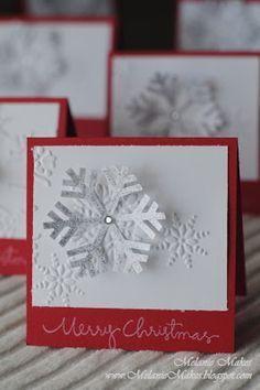 3x3 christmas card ideas - Google Search
