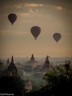 30 Breathtaking Photos of Bagan, Myanmar