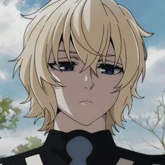 Oc Manga, Anime Manga, Anime Art, Mika Hyakuya, Kagami Kuroko, Shinra Kusakabe, Hirunaka No Ryuusei, Seraph Of The End, Handsome Anime Guys