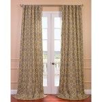 Homemade drop cloth curtains and diy drop cloth curtains in the sunroom. Yellow Curtains, Drop Cloth Curtains, Cotton Curtains, Panel Curtains, Curtain Styles, Curtain Designs, Creole Cottage, Window Dressings, Grey Pattern