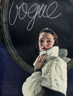 Vogue United Kingdom Magazine (November 1933)