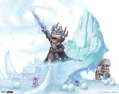 world of warcraft world events | Blizzard Wishes You Happy Holidays With Adorable Greeting ...