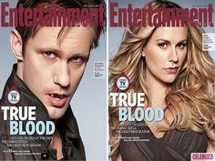 'True Blood' EW Covers 2012