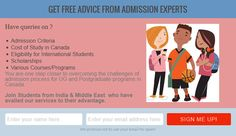 Want #toStudyinCanada? Looking for information &  advice from experts. For #HigherStudiesInCanada #GoodCollegesInCanada #MSInCanada This is the right time to apply. Visit us at.. http://bit.ly/1VZcggk