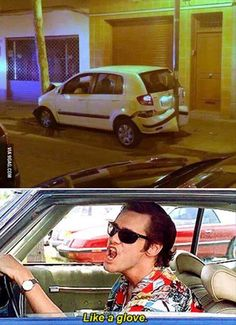 Funny pictures about Perfect Parking. Oh, and cool pics about Perfect Parking. Also, Perfect Parking photos. Funny Shit, The Funny, Funny Stuff, Funny Things, Freaking Hilarious, Random Stuff, Stupid Stuff, Weird Things, Super Funny