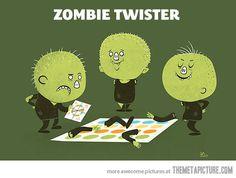 Zombie Twister…