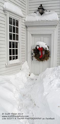 The Olde Meeting House, Harpswell, Maine I Love Snow, Winter Love, Winter Snow, Winter White, Maine New England, England Winter, Saint Nicolas, Winter Scenery, Snowy Day