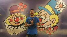 Grupo Mascarada Carnaval: El Premio Cotena 2016, recayó en Aira