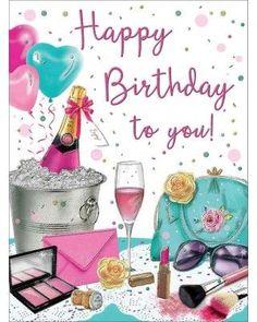 happy birthday wishes Happy Birthday Drinks, Happy Birthday Video, Happy Birthday Wishes Cards, Birthday Congratulations, Happy Birthday Celebration, Happy Birthday Flower, Happy Birthday Girls, Birthday Blessings, Happy Birthday Pictures