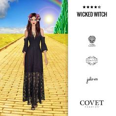 ✨Covet Fashion   Event/Theme: Wicked Witch✨