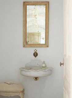 Home Interior Cuadros .Home Interior Cuadros White Bathroom, Bathroom Interior, Home Interior, Small Bathroom, Interior Decorating, Neutral Bathroom, Interior Modern, Bathroom Wall, Decorating Ideas
