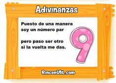 9 adivinanza