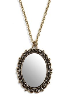 In the Mirror Future Necklace