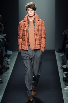 Sfilata Bottega Veneta Milano Moda Uomo Autunno Inverno 2015-16 - Vogue