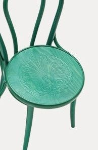 green henry chair @ the assembly hall