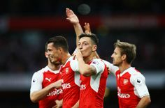 @TheArsenal #Özil #9ine