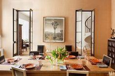 At home with Nate Berkus - Greenwich Village duplex, New York