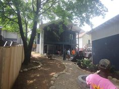 Follow the construction of HGTV Urban Oasis 2017, an colorful, updated bungalow located in Knoxville, TN.