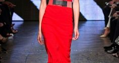 春のスーツ – 春 2015年準備ができてダナキャランを着用 – 女性ファッション 2015 – vol 8097