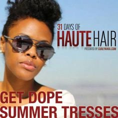 I just entered 31 Days of Haute Hair to win some amazing curly hair prizes on CurlyNikki.com! You should enter too. It's easy, click here: http://www.naturallycurly.com/giveaways/31-Days-of-Haute-Hair-CN-July2013/st/51f71e7b430054.75410254
