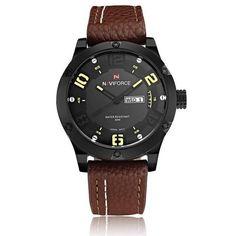 Luxury Military Style Sports Watch