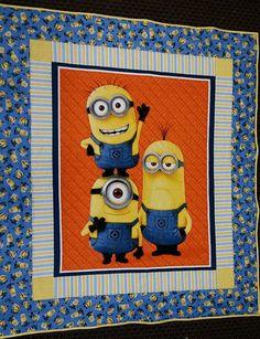 Minion Quilt Kit