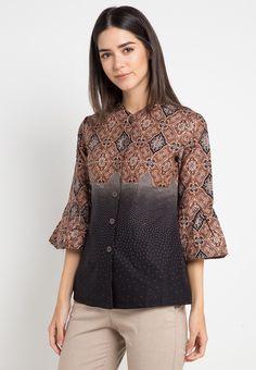 Batik Blazer, Blouse Batik, Batik Dress, Batik Kebaya, Batik Pattern, Batik Fashion, Fashion Capsule, Blouse Outfit, Blouse Designs