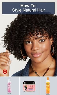 Learn protective styles for natural hair so it stays healthy—from twist outs to silk press. Long Hair Tips, Natural Hair Tips, Natural Curls, My Hairstyle, Girl Hairstyles, Ethnic Hairstyles, Hairstyles 2016, Black Hairstyles, Latest Hairstyles