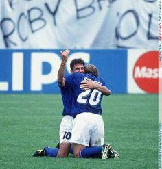 Baggio, Signori - Usa '94