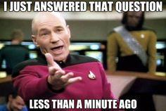 Teacher Meme - Answer Questions