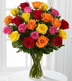 Order The Bright Spark™ Rose Bouquet flower arrangements from All Flowered Up Too, your local Lubbock, TX florist. Send The Bright Spark™ Rose Bouquet floral arrangement throughout Lubbock and surrounding areas. Order Flowers, All Flowers, Send Flowers, Bright Flowers, Flowers Online, Yellow Roses, Red Roses, Rose Flower Arrangements, Rose Vase