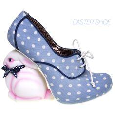 Easter shoe  Irregular Choice