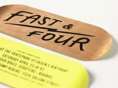 """Fast & Four"" Skateb"
