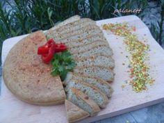 Tavaszi zöldséges kenyér (paleo) - Palanett