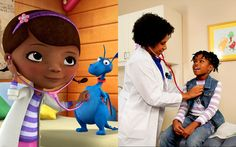 This isn't indie...but it is exciting to see a major platform like Disney Junior pay tribute to legacies and inspire a new generation of Black women doctors. Check out the link for more information!