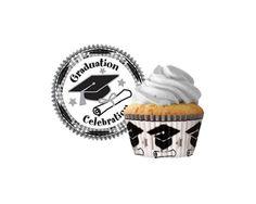 Graduation Cupcake Liners, 32 ct.